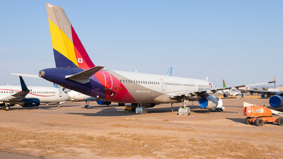 N174AG - Airbus A321-231 - Asiana Airlines