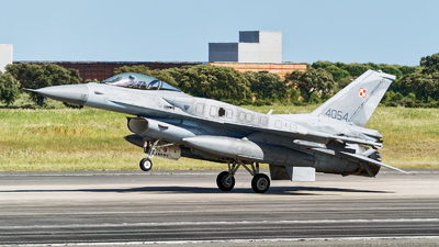 4054 - Lockheed Martin F-16C Fighting Falcon - Poland - Air Force