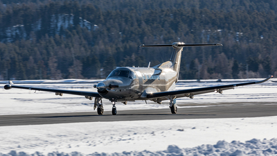 LX-JFC - Pilatus PC-12/47E - Jetfly Aviation