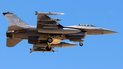 88-0423 - General Dynamics F-16C Fighting Falcon - United States - US Air Force (USAF)