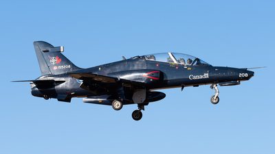 155208 - British Aerospace CT-155 Hawk - Canada - Royal Canadian Air Force (RCAF)