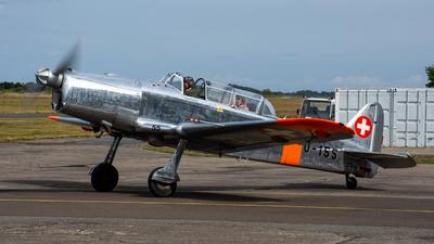 D-EPIL - Pilatus P-2-05 - Private