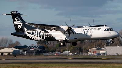 ZK-MVU - ATR 72-212A(600) - Air New Zealand