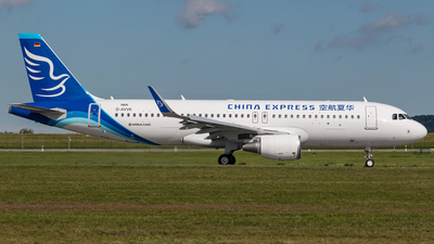 D-AVVK - Airbus A320-214 - China Express Airlines
