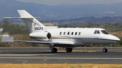 N80PK - Raytheon Hawker 800XP - Private