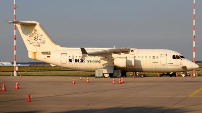 D-NICE - British Aerospace BAe 146-200A - Nice Training