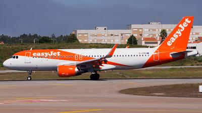 G-EZPI - Airbus A320-214 - easyJet