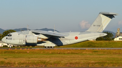 88-1208 - Kawasaki C-2 - Japan - Air Self Defence Force (JASDF)