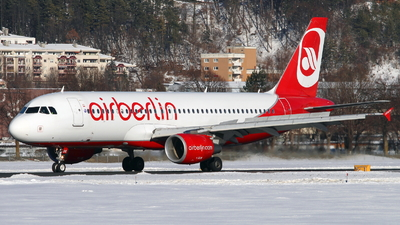 D-ABDQ - Airbus A320-214 - Air Berlin
