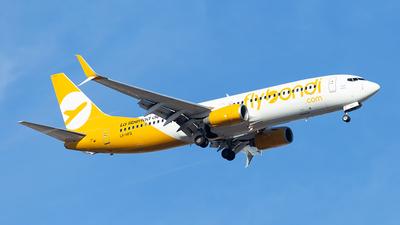 LV-HFQ - Boeing 737-8BK - Flybondi