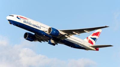A picture of GVIIF - Boeing 777236(ER) - British Airways - © Andy Fonseca