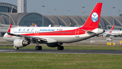 B-8331 - Airbus A320-214 - Sichuan Airlines