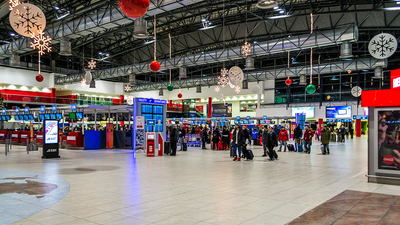 LKPR - Airport - Terminal