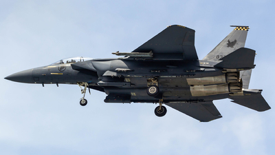 8329 - Boeing F-15SG Strike Eagle - Singapore - Air Force