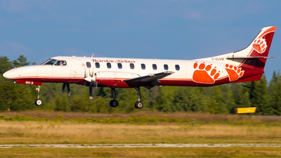 C-GJVB - Fairchild SA227-DC Metro 23 - Bearskin Airlines
