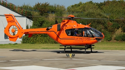 D-HZSK - Eurocopter EC 135T2+ - Germany - Luftrettung