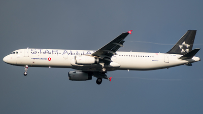 A picture of TCJRS - Airbus A321231 - Turkish Airlines - © Taha Berat