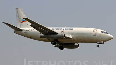 S2-AGN - Boeing 737-209(Adv)(F) - Sky Capital Airlines