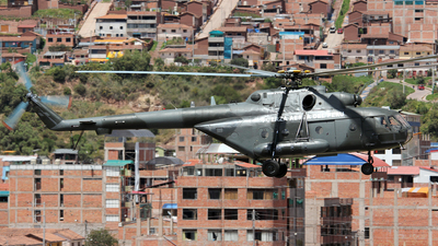 FAP-609 - Mil Mi-171Sh Baikal - Perú - Air Force