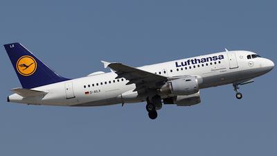 D-AILX - Airbus A319-114 - Lufthansa CityLine