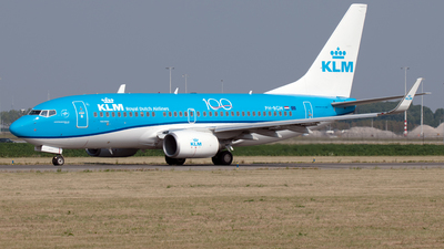 PH-BGM - Boeing 737-7K2 - KLM Royal Dutch Airlines