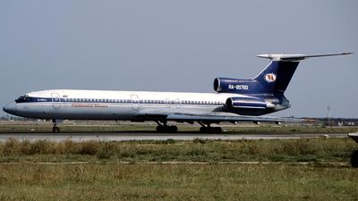 RA-85760 - Tupolev Tu-154M - Continental Airways