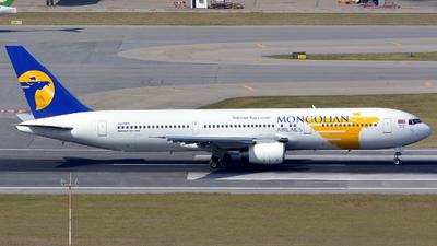 JU-1011 - Boeing 767-3W0(ER) - MIAT Mongolian Airlines