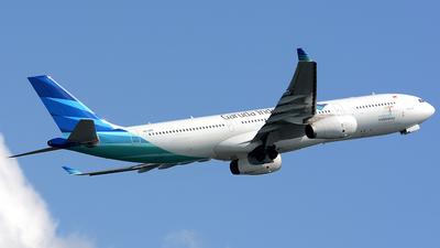 PK-GPR - Airbus A330-343 - Garuda Indonesia