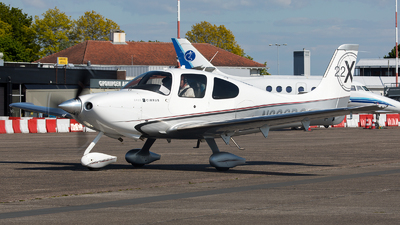 N326DC - Cirrus SR22-X - Private