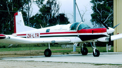 ZK-LTR - Fletcher FD-25 - Private