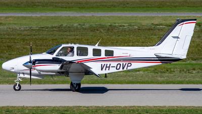 VH-OVP - Beechcraft 58 Baron - Awesome Aviation