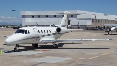 N860W - Cessna 650 Citation III - Private