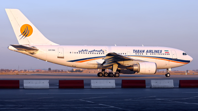 EP-TBH - Airbus A310-304 - Taban Air