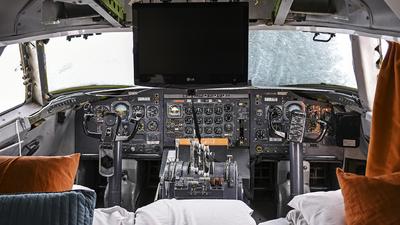 N981JM - Boeing 747-212B - Private