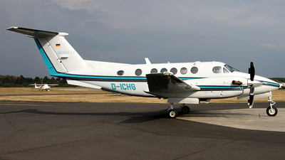 D-ICHG - Beechcraft B200 Super King Air - Private