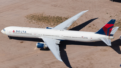 A picture of N842MH - Boeing 767432(ER) - Delta Air Lines - © Anthony Cistolo