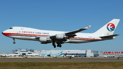 B-2426 - Boeing 747-4B0ERF - China Cargo Airlines
