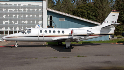 OY-TMA - Cessna 550 Citation II - BenAir