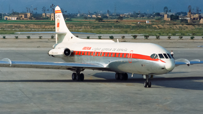 EC-ARJ - Sud Aviation SE 210 Caravelle VIR - Iberia