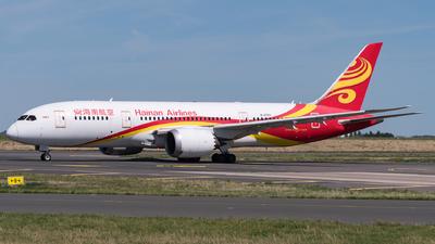 B-2723 - Boeing 787-8 Dreamliner - Hainan Airlines