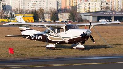 SP-HAV - Cessna T206H Stationair TC - Private