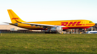 D-ALEJ - Airbus A330-243F - DHL (European Air Transport)