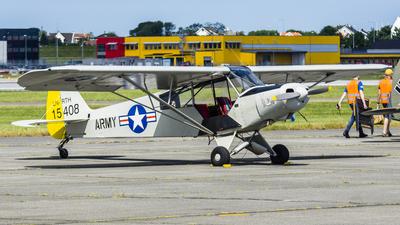 LN-RTH - Piper PA-18-105 Super Cub - Private