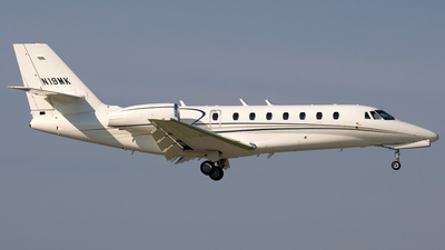 A picture of N19MK - Cessna 680 Citation Sovereign - [6800304] - © Jeremy D. Dando