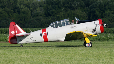 N224X - North American SNJ-4 Texan - Commemorative Air Force