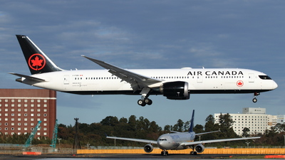 A picture of CFSBV - Boeing 7879 Dreamliner - Air Canada - © NRT Spotter
