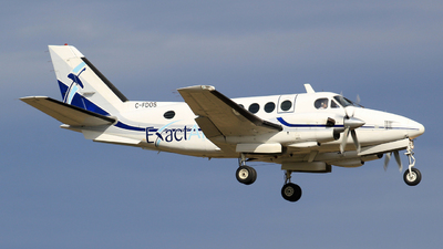 C-FDOS - Beechcraft A100 King Air - Exact Air