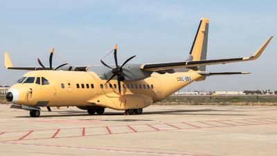 EC-001 - Airbus C295M - Airbus Military