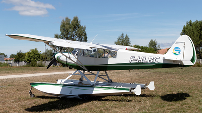 F-HLBC - Piper L-21B Super Cub - Private