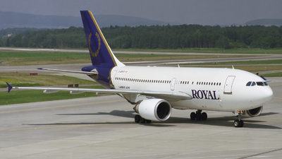 C-GRYD - Airbus A310-304 - Royal Airlines